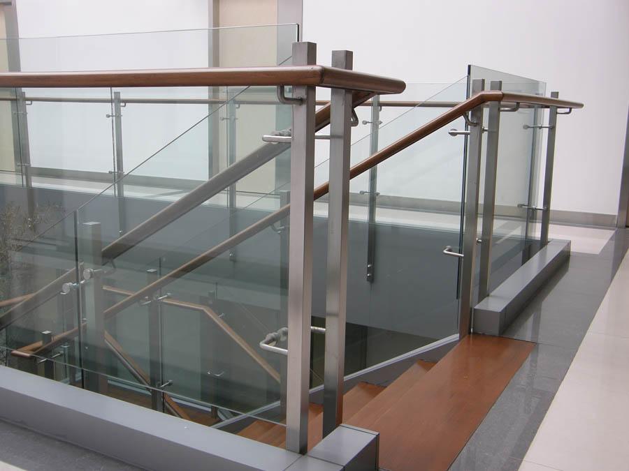 不锈钢楼梯扶手-1