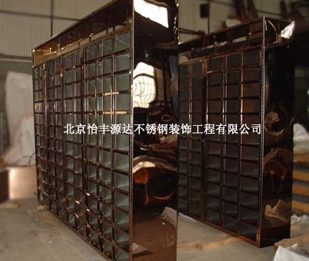 bu锈钢柜5